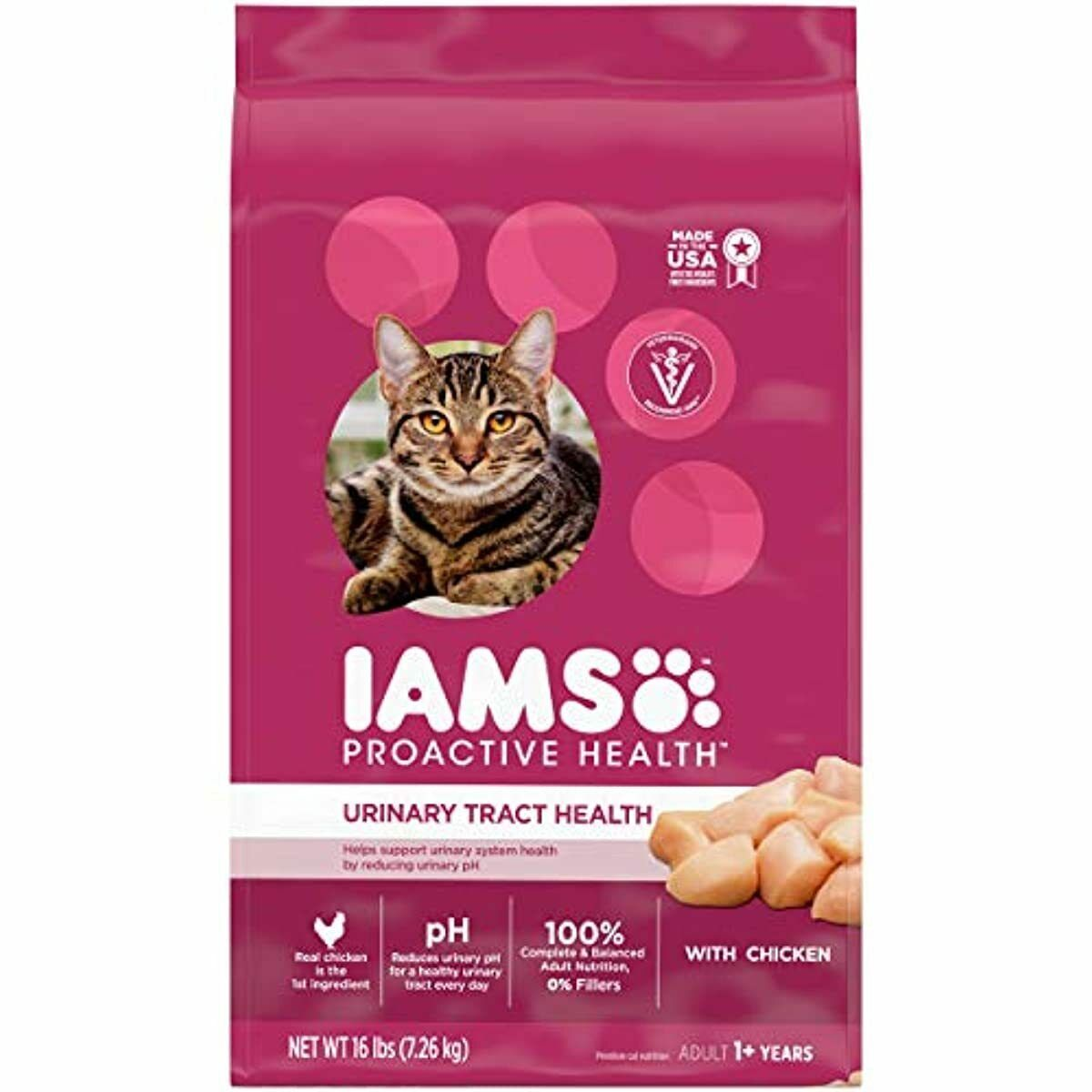 IAMS PROACTIVE HEALTH Adult Urinary Tract Health ...