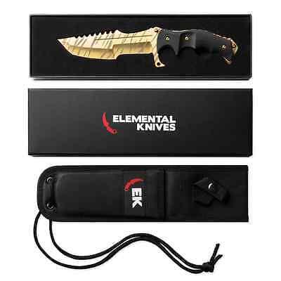 Elemental Knives Tiger Tooth Real Huntsman Csgo Knife Skin Counter Strike Cs