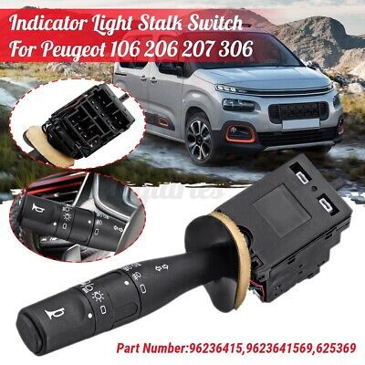 INDICATOR LIGHT STALK SWITCH FOR Peugeot 106 206 207 306 96236415
