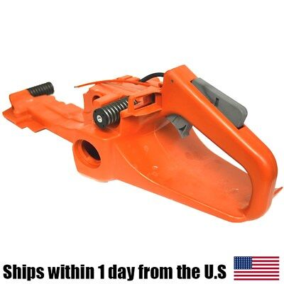 Chainsaw Rear Handle Gas Tank Assembly For Husqvarna Husky 362 365 371 372 372XP