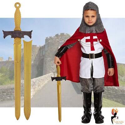 Medieval Knight Costume Kids (Boys Medieval Knight Costume Kids Children's Fancy Dress St George Book)