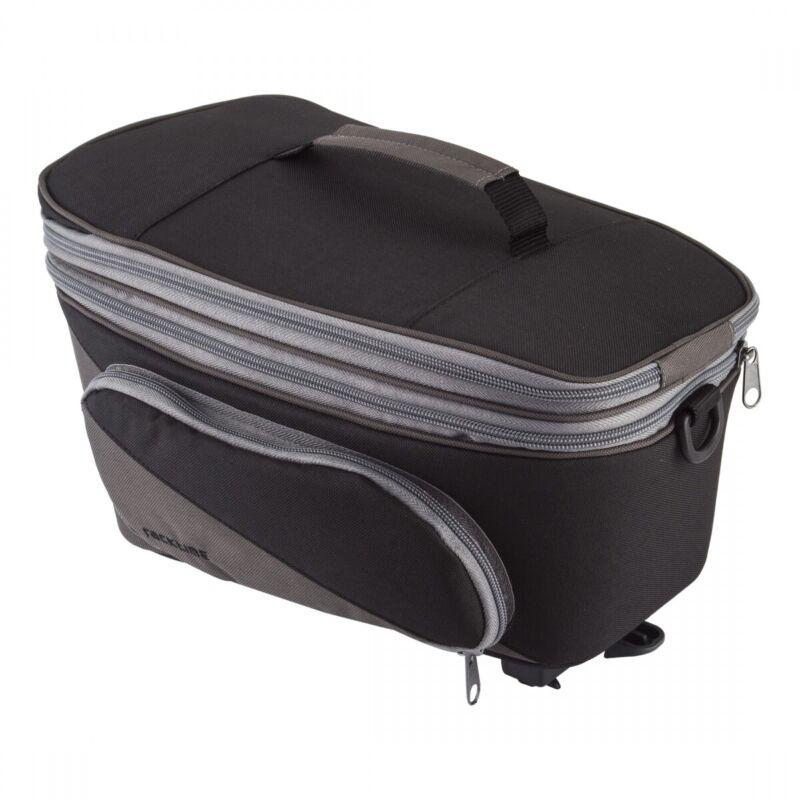 RACKTIME Talis Plus Bag Black/Grey 14.6x5.9x10.6` SnapIt