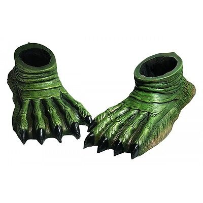 Creature From The Black Lagoon Feet Costume Accessory Adult Monsters Halloween](Creature From The Black Lagoon Halloween Costume)