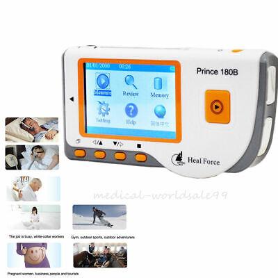 Portable Ecg Ekg Machine Detector Monitor Electrocardiogram Electrocardiograph