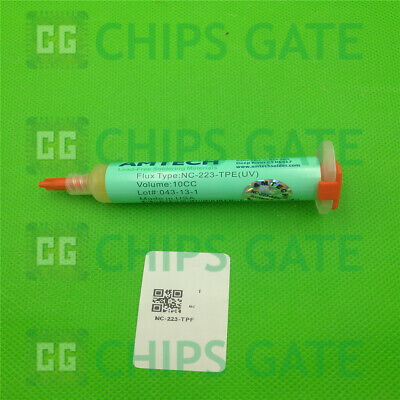 1pcs Amtech Nc-223-tpf Nc-223-tpfuv Rma-223-tpfuv Bga Reballing Repair Fl
