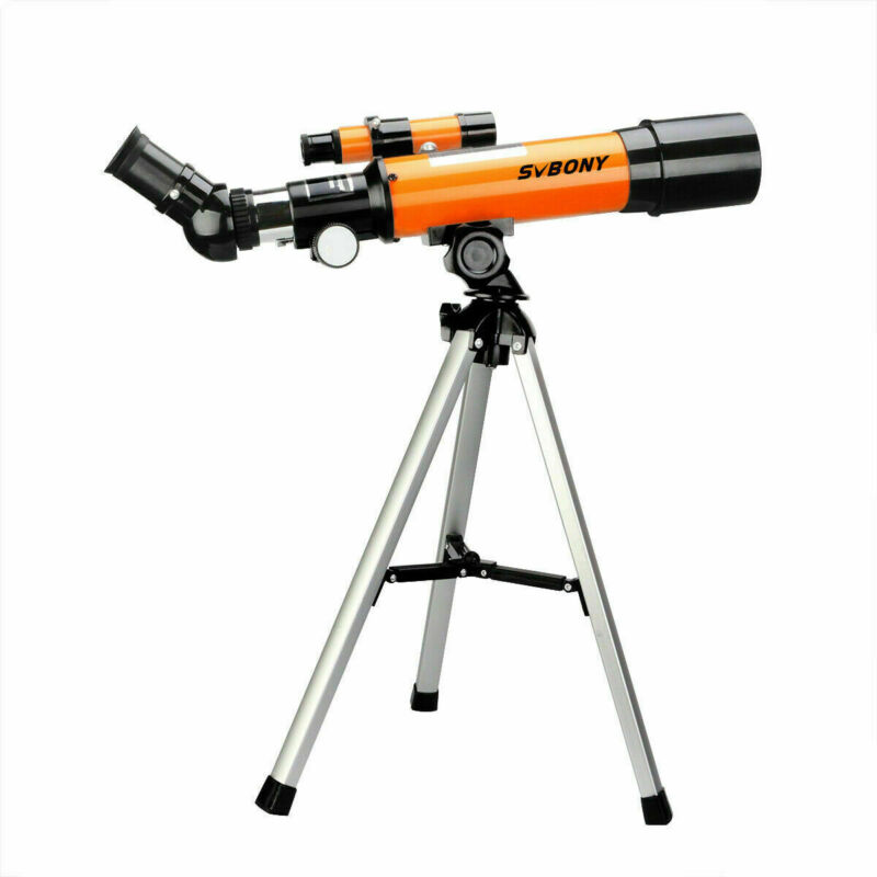 SVBONY Beginner 50/360mm Astronomical Telescope Night Vision For Space Star Moon