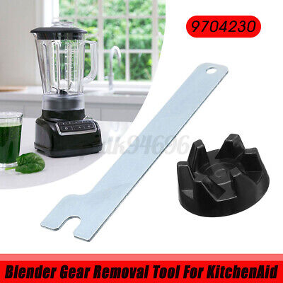 Blender Rubber Coupler Gear Clutch + Removal Tool Set 9704230 For KitchenAid