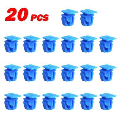 20 x Body Side Protector Moulding Clip Retainer Fastener for Honda Civic