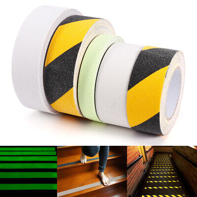 Anti Slip Step Safety Non-skid Grip Tape Roll Sticker Adhesive Stair Strips Boat