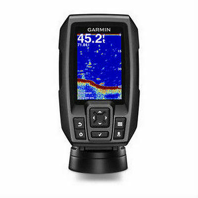 Garmin Fishfinder  Striker 4  W  77 200Khz 3 5  Color Lcd  Gps W  Plotscreen