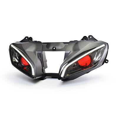 KT LED Headlight Assembly for Yamaha R6 2008 - 2016 V2