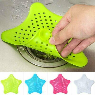 Bathroom Drain Hair Catcher Bath Stopper Plug Sink Strainer Filter Shower Covers Bath
