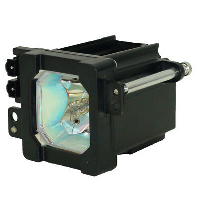 Compatible Replacement for JVC TS-CL110UAA / TS-CL110U TV Lamp Housing DLP (Ts Cl110uaa Replacement)