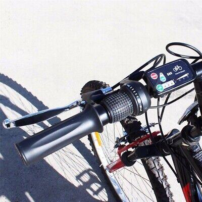 ELECTRIC BIKE BICYCLE THROTTLE TWIST SPEED CONTROLLER 12v 24v 36v 12 24 36 48V