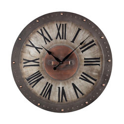 Sterling Industries 128-1005 Roman Numeral 31 X 31 inch Wall Clock