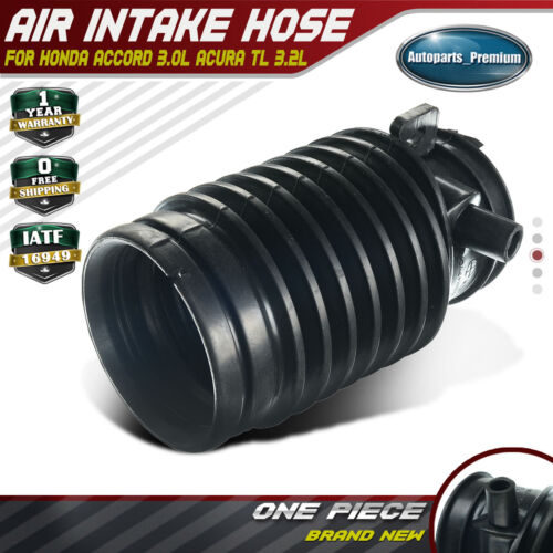 Air Cleaner Intake Hose Tube For Honda Accord 2003-2007 3