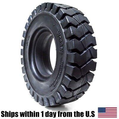18x7-8 18x7x8 Solid Forklift Flat Proof Tire 1878 1878
