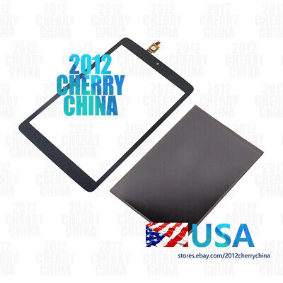 A30 Lcd (US For Alcatel A30 Tablet 9024W 2017 T-Mobile LCD Display Touch Screen)