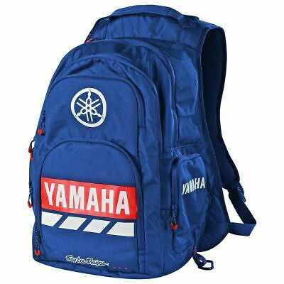 New OEM Yamaha RS1 Backpack by Troy Lee Designs TLD - Blue, used for sale  Kissimmee