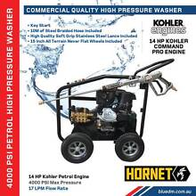 Pressure Washer 4000PSI - KOHLER ENGINE - 14HP - French Engine Kewdale Belmont Area Preview