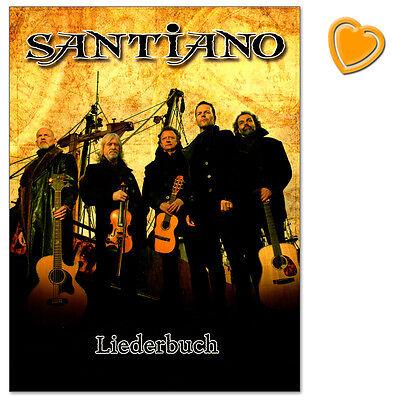 Santiano Liederbuch - Verlag Bosworth Music - BOE7702 - 9783865437914