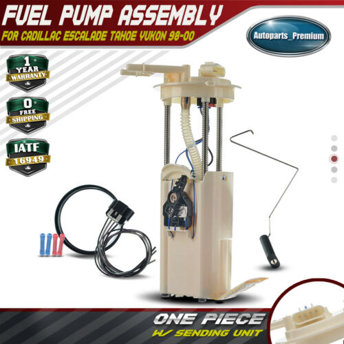 1998-2000 Tahoe /& Yukon Fuel Pump Module Assembly For 1999-2000 Escalade