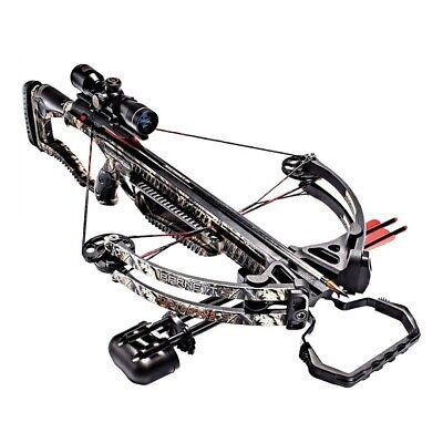 @NEW@ Barnett Raptor FX3 Multi-Range Scope Crossbow Package!