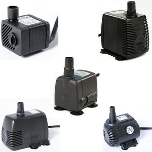 53-710-GPH-Submersible-Pump-Aquarium-Fish-Tank-Fountain-Water ...