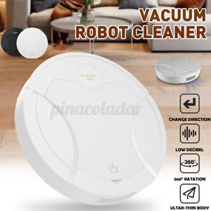 4 IN 1 Smart Sweeping Robot Vacuum Cleaner Floor Auto Suction Sweeper Mopping UK