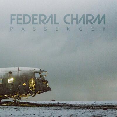 Federal Charm. Passenger. 11 Track LP White Vinyl. Mint. Rock. Blues Rock.