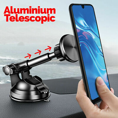 Magnetic Dashboard Car Mount Windshield Phone Holder For iPhone XR/XS/8/8P 7P