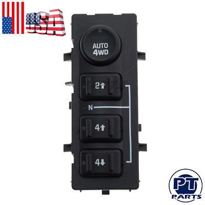 4wd Switch (4WD 4x4 Selector Switch fpr 03-06Tahoe Yukon Silverado Sierra Suburban Avalanch )