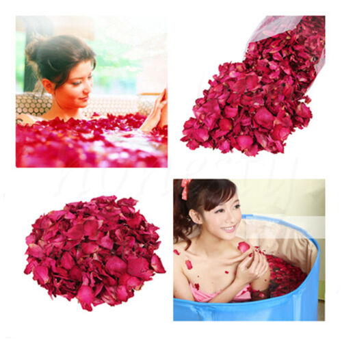 Dried Rose Flowers Petal for Confetti Soap making Bath Bombs
