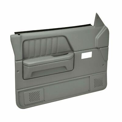 Coverlay Medium Gray Door Panels 22-55F-MGR For 87-96 Dodge Dakota