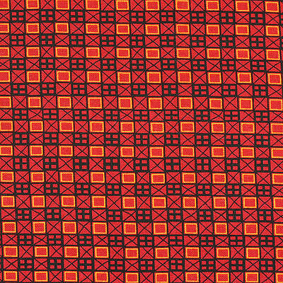 """1 x FQ Cotton Fabric (22""""x 18'') Quilting - Patchwork"""