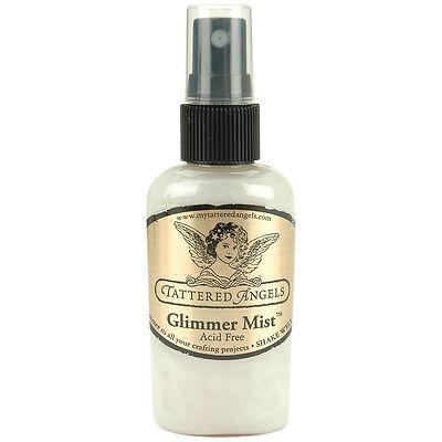 Glimmer Mist 2oz-Pearl - Tattered Angels Glimmer Mist