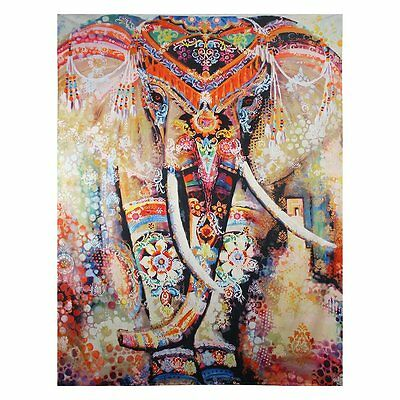 Indian Tapestry Wall Hanging indian tapestry wall hanging hippie elephant mandala bedspread