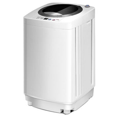 Uncensored-Automatic Laundry Wash Machine 1.6 Cu.ft Washer/Spinner W/Drain Pump