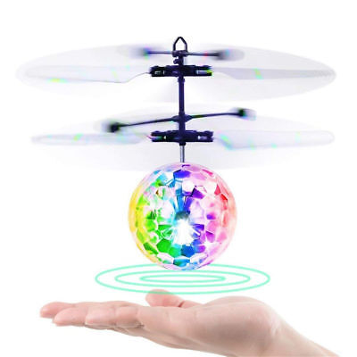 Toys for Boys Flying Ball LED 5 6 7 8 9 10 11 Year Old Age Boys Cool Toy X-mas - Cool Toys For 10 Year Old Boys
