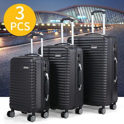 3 PCS Set Luggage Travel Bag Carry on Trolley Suitcase 22