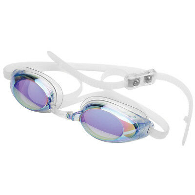 - FINIS Lightning Swim Goggles - Blue Mirror