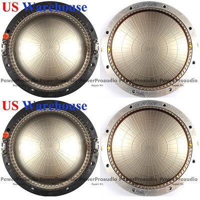 Diaphragm for JBL SR4733 2450J Speaker Horn Driver Premium SS Audio 16 Ohms