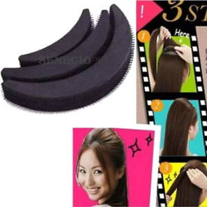 """SENECIOâ""""¢ DIY Hair Volumizing 3 in 1 As seen on TV Celebrity Style Bumpits available at Ebay for Rs.110"""