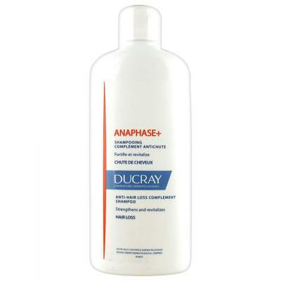 DUCRAY Anaphase+ Anti-Hair Loss Complement Shampoo 400ml - EXP 04/2021