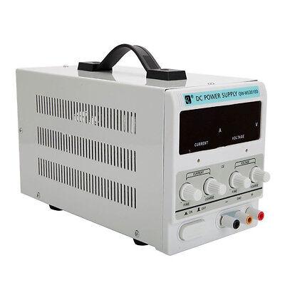 Labornetzgerät Netzgerät Trafo Labornetzteil Netzteil Regelbar 0-10A 0-30VDC PSU