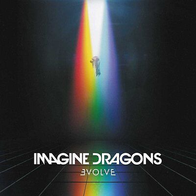 Imagine Dragons - Evolve CD 2017 Believer New & Sealed