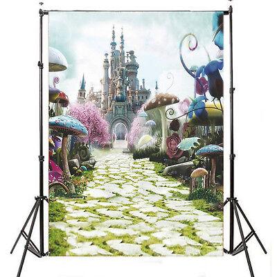 Справочный материал US Fairyland Castle Mushroom