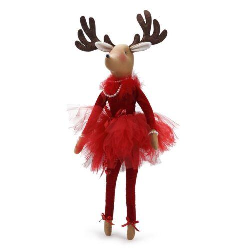 Demdaco Jingle Bell Reindeer