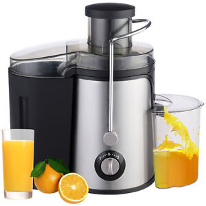 New Electric Fruit Juicer Machine Vegetable Juice Citrus Extractor Maker Blender