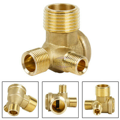 Sanborn E100898 E100099 Check Valve 12 Mnpt Coleman Craftsman Air Compressors
